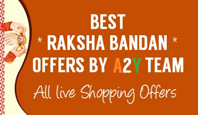 Best Raksha Bandhan Shopping Offers AY
