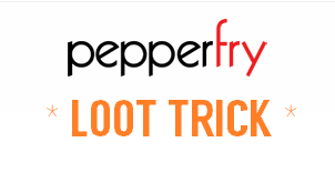 Pepperfry loot