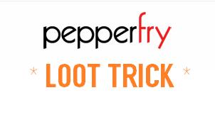 Pepperfry loot