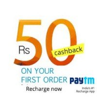 Paytm Rs  cb on Rs