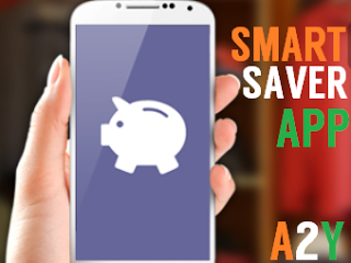 Smart money saver app