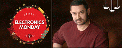 snapdeal monday electronics sale