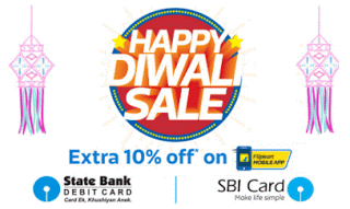 Flipkart happy diwali sale