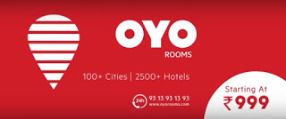 OYO Room at  only