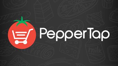PepperTap app