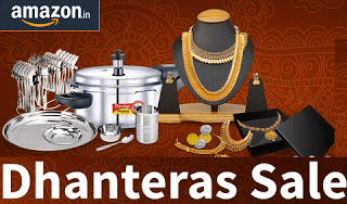 amazon dhanteras diwali sale