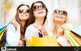 mobikwik  percent cashback on shoppings