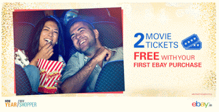 Ebay loot offer free movie tickets