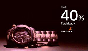 Paytm Buy fastract watches loot