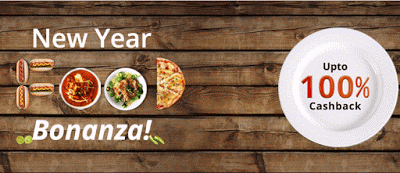 Paytm new year food bonanza
