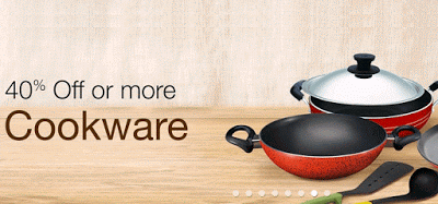 amazon cookware offer