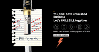 KILLBILL FreeCharge