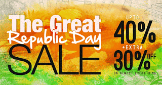 Pepperfry the great republic day sale