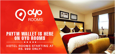 OYO Rooms Rs1000 Off