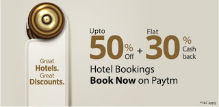 paytm hotel bookings loot offer