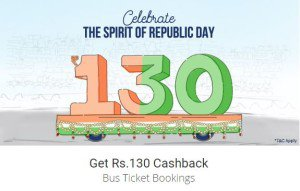 paytm republic day bus tickets rs cb