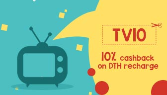Mobikwik  cashback on dth recharges