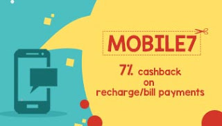 Mobikwik  cashback on recharges bill payments