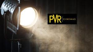 PVR Cinemas cashback