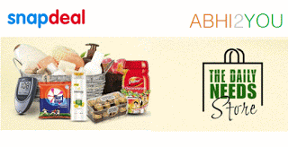Snapdeal  percent cashback loot