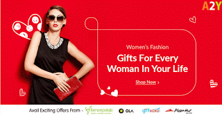 Snapdeal fashion sale for her
