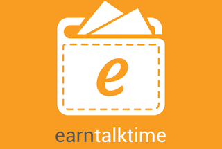 earn talktime banner logo