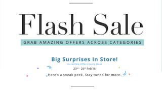 paytm flash sale offer