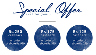 paytm special for you offer discount cashback offer