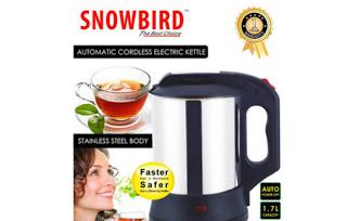 snowbird elec kettle