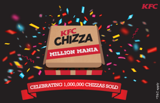 KFC Million Mania loot offer deal