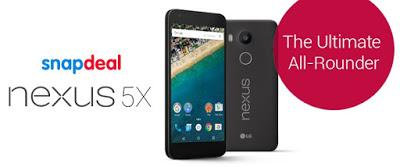 Nexus X Web mobile loot offer