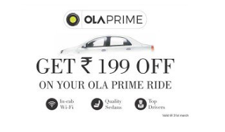 OLA rs off coupon offer