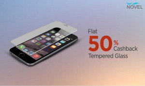 Paytm buy tempered glass at  off Extra  cb