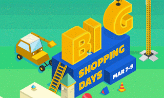 big shopping days
