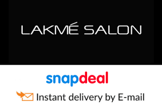 lakme salon rs gift voucher in just rs loot