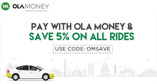 olamoney  cashback on all ola cab rides
