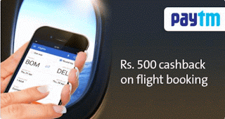 paytm cleartrip flat rs cashback