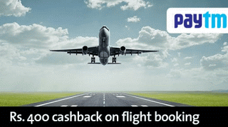 paytm cleartrip offer rs cashback loot