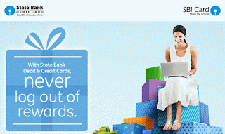 state bank of india never log out of offers festival