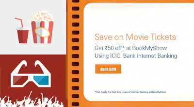bookmyshow upto rs off movies