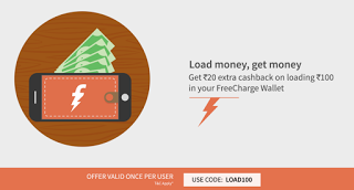 freecharge LOAD loot offer