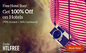 makemytrip Get flat  off Extra  cb on Hotel booking