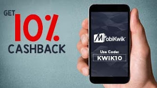 mobikwik  cashback offer KWIK