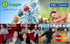 zaggle BoMB gift card