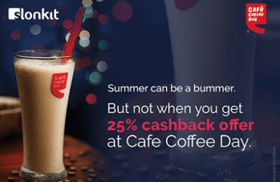 ccd slonkit app loot offer  cashback at ccd