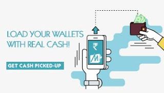 mobikwik get rs cashback on first cash pickup