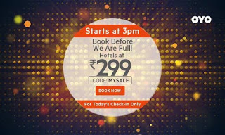 oyo rooms mysale loot offer
