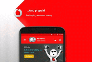 myvodafone app get rs free data loot