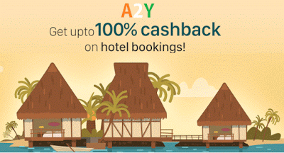 paytm  cashback on hotel bookings