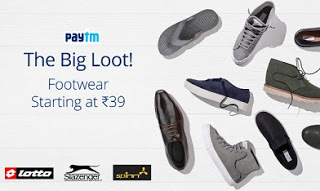 paytm the big loot sale offer